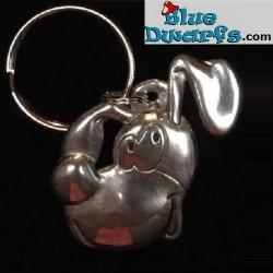 Les étains de Virginie: Puppy (porte-clés)