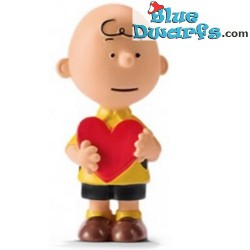 Charlie Brown with heart (peanuts/ Snoopy, 22066)