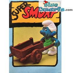 40206: Gardener Smurf (MINT/ without box)