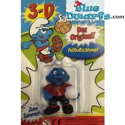 20454: Soccer Player Smurf (1998)