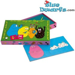 Barbapapa Puzzle who does what (20 pieces)