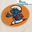Smurf sticker (+/- 8cm)