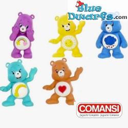 Wish bears playset (Comansi, +/- 6,5cm)
