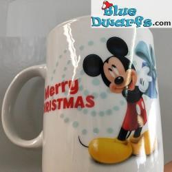 1x Mickey Mouse Taza Merry Christmas (320 ML)