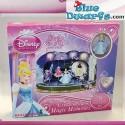 6x Walt Disney pricesses Bullyland  (+/-4 cm)