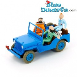 1x tazza Tintin Haddock (25 cl)