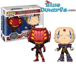 Funko Pop! Ultron vs Sigma Gamerverse Marvel 2pack EXCLUSIVE