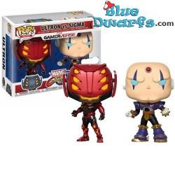 Funko Pop! Ultron vs Sigma Gamerverse Marvel 2pack EXCLUSIVE