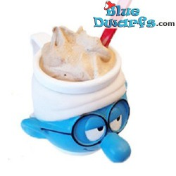 1x brainy Smurf ice mug...