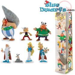 7x Plastoy Asterix...