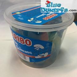 Los pitufos Haribo (630 gram)