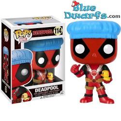 Funko Pop! Marvel: Deadpool...