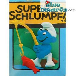 40207: Angler Schlumpf...