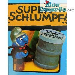40216: Pompier Schtroumpf...