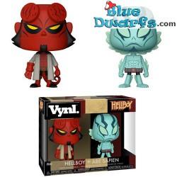 Funko Pop! Vynl: Hellboy &...
