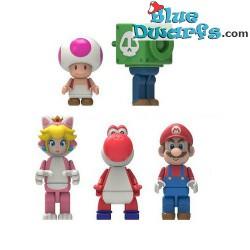 5x Super Mario K'nex 38701...
