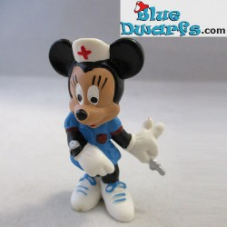 Minnie Mouse Doctor +/- 6cm...
