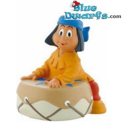 Walt Disney Pluto Bullyland...