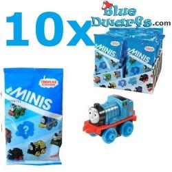 10 x verschillende Thomas...