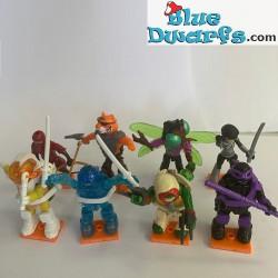 7x Teenage Mutant Ninja...