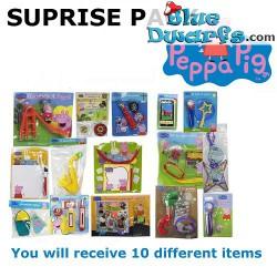 10x Peppa Pig SUPRISE PACK/...