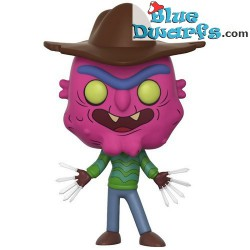 Funko Pop! Rick and Morty:...