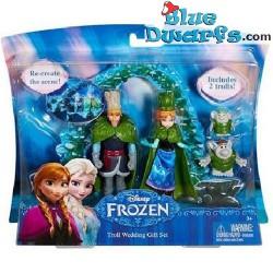Frozen troll wedding gift...