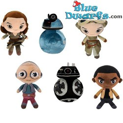 6x Funko Pop! Star Wars...