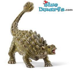 1x dinosauro Ankylosaurus...