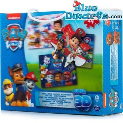 Paw Patrol game *3x 3d Puzzle*