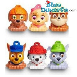 6x Paw Patrol light (+/- 7cm)