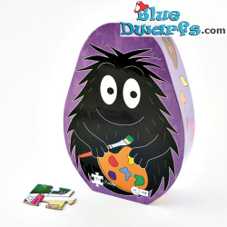 Barbapapa Puzzle painting...