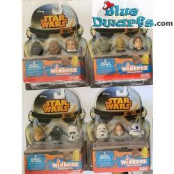 12x Star Wars Wikkeez -Set...