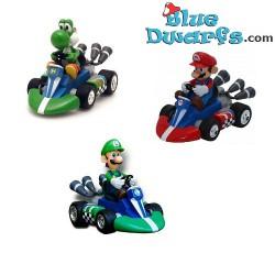 3x Nintendo Super Mario...