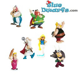Playset 1 figurines Asterix...