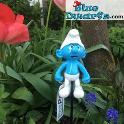 Grouchy smurf (Goldie Marketing, +/- 15 cm)