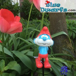 Papa smurf (Goldie Marketing, +/- 15 cm)