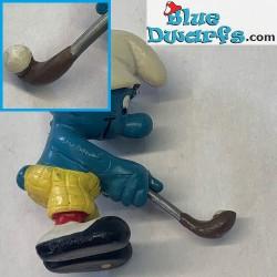 20055: Golfer Smurf...