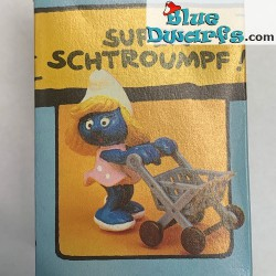 40227: Winkelwagen Smurfin...