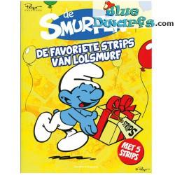 Stripboek van de Smurfen:...