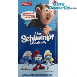Flyer: Promotiekaart Smurf...
