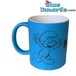 Waving smurf Smurf mug...