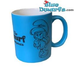 Smurfette - Smurf mug...