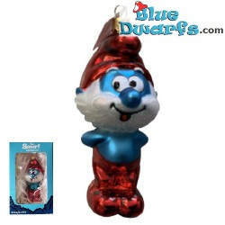 Christmas papa Smurf...