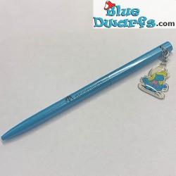 Smurf pen Atomium (+/- 13 cm)