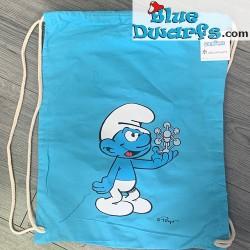 Smurf cotton Bag Atomium...