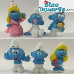 Baby Smurf (Plastoy, 65556)