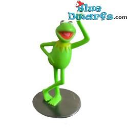 Kermit the frog standing...