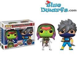 Funko Pop! Marvel:  Gamora...