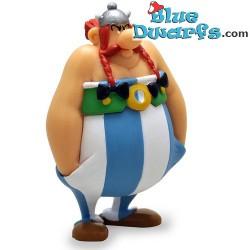 1x Obelix figurine with...